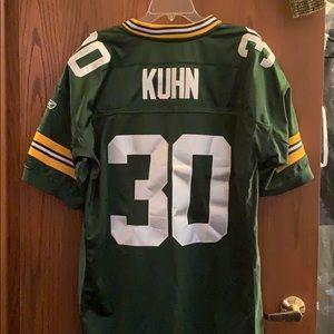 Onfield Reebok NFL Jersey - Kuhn